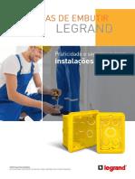 Legrand Job 0401 16 Lamina Digital