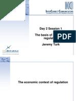 Day 2 Session 1 Economic Basis
