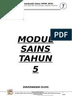 Modul Sains UPSR - Kem Akademik UPSR (2).doc