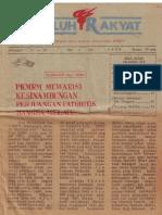 Pkmrm Mewarisi Kesinambungan Perjuangan Patriotik Bangsa Melayu