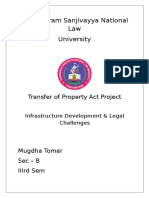 Damodaram Sanjivayya National Law - TPA