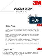 Innovations at 3M Presentation