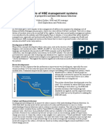 HP PDF Role of HSE Systems