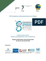 VIII Congreso Latinoamericano de Ciegos