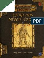 D&D 3E - Livro Dos Níveis Épicos - Biblioteca Élfica