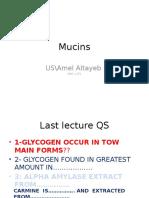 Mucin