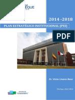 Plan Estrategico de Hospital Regional