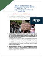 60 Crónica CIM Junio 2016