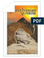 Radu Cinamar Transylvanian Sunrise PDF