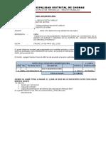 Informe 022 Solicitud de Pago Residencia