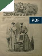 El Correo de la moda (1865). 2-10-1892, n.º 37