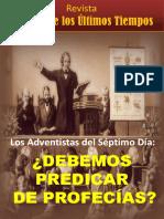 Revista Adventista Señales de los Últimos Tiempos vol. 4