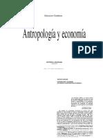 Godelier_Es Posible La Antropología Económica
