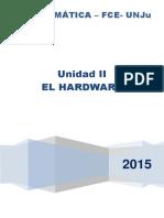 2015 Unidad II ElHardware