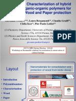 Presentazione Wood and Paper LILLE - 7 Maggio