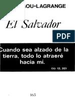 104408188 El Salvador y Su Amor Por Nosotros Garrigou Lagrange Reginald