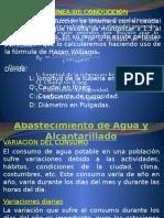 Clase 5-Linea Coducción, Volumenes de Almac.