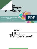 Junction Temperature
