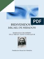Bienvenidos a Micael de Nebadon, Enseñanzas del Espíritu Consolador