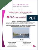 Formation Systemes Peat Paris de La Dualite Vers Lunite Danielle Soleillant