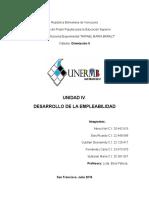 Unidad IV. Desarrollo de La Empleabilidad Orientacion II