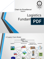 Logistics Fundamentals
