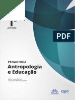 Livro de Antropologia e Educação