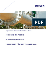 Propuesta Tecnico-Comercial CONSORCIO TPQ-PROINCO 16in Rev. 00
