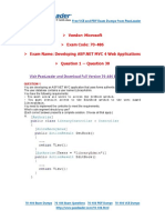 305564861-2016-New-70-486-Exam-Dumps-For-Free-VCE-and-PDF-1-30
