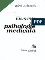 Athanasiu A - Elemente de psihologie medicala.pdf