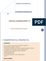Teoria Microeconomica II