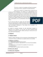 Estudios Hidrologico Soloco