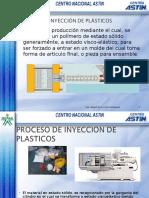 Proceso de Inyección de Plásticos
