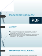Mapeadores Para ASP