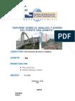 Informe Del Puente San Juanito