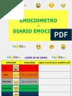 Diario Emo c Ional
