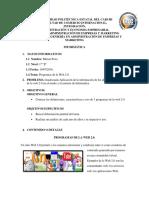 """3 Ejemplos de Programas """" Web 2.0"""""""