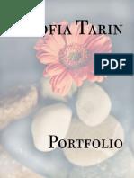 Sofia Tarin Portfolio