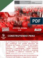 4.- Construyendo Peru