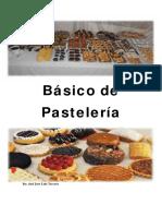 Guia basica de Pasteleria