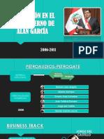 Corrupción en El 2do Gobierno de Alan García