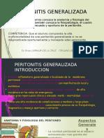 Peritonitis General