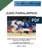 Reglamento Judo IBSA 2014-2016