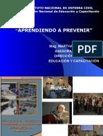 Aprendiendo a Prevenir MED
