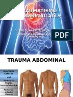 Trauma abdominal ATLS Enzo.ppt