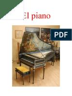 El Piano(Trabajo Musica)