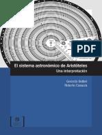 Botteri Gerardo Y Casazza Roberto - El Sistema Astronomico de Aristoteles - Una Interpretacion