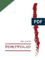 the Portfolio of Ari White