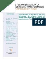 Caja de Herramientas Para La Investigación Acción Transformación