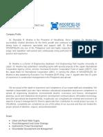 Companies In CE Specialization